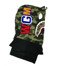 Bape Shark Face Mask