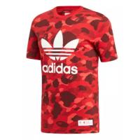 Adidas X Bape Red Tee