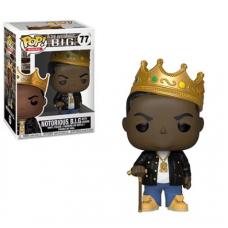 Notorious BIG Crown Funko
