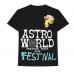 Astroworld Houston Festival Tee