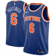 New York Jersey Away Kristaps Porzingis