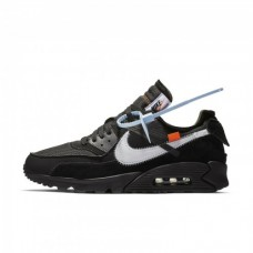 Nike Air Max 90 x Off White Black