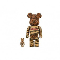 ATMOS x BE@RBRICK Animal 400%/100%