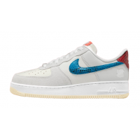 Nike Air Force 1 Low SP Undefeated 5 On It Dunk vs. AF1