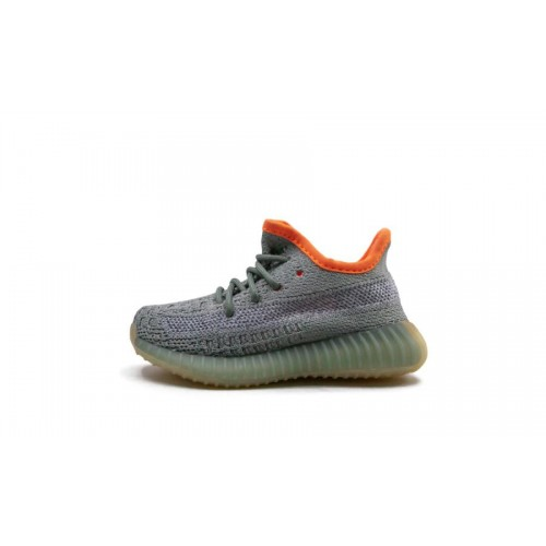 Adidas Yeezy Boost 350 V2 Desert Sage (Kids)