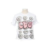 CDG Shirt x KAWS T-shirt White/Pink/Grey