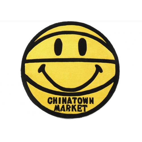 Chinatown Market Smiley Basketball Rug