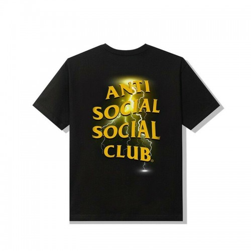 Anti Social Social ClubTwista Black Tee