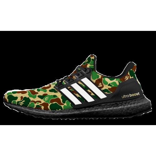 Adidas x BAPE 4.0 UB