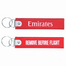 Remove Before Flight Emirates