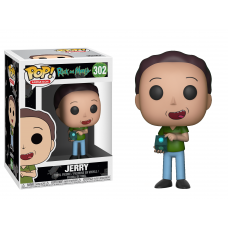 Funko Pop Ricky Morty