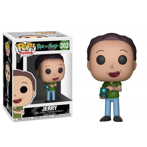 Funko Pop Ricky Morty