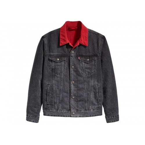 Jordan X Levis Jacket Black Reversible