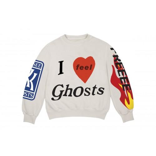 Kids See Ghosts Album Crewneck