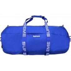Supreme Duffle Bag Royal SS18