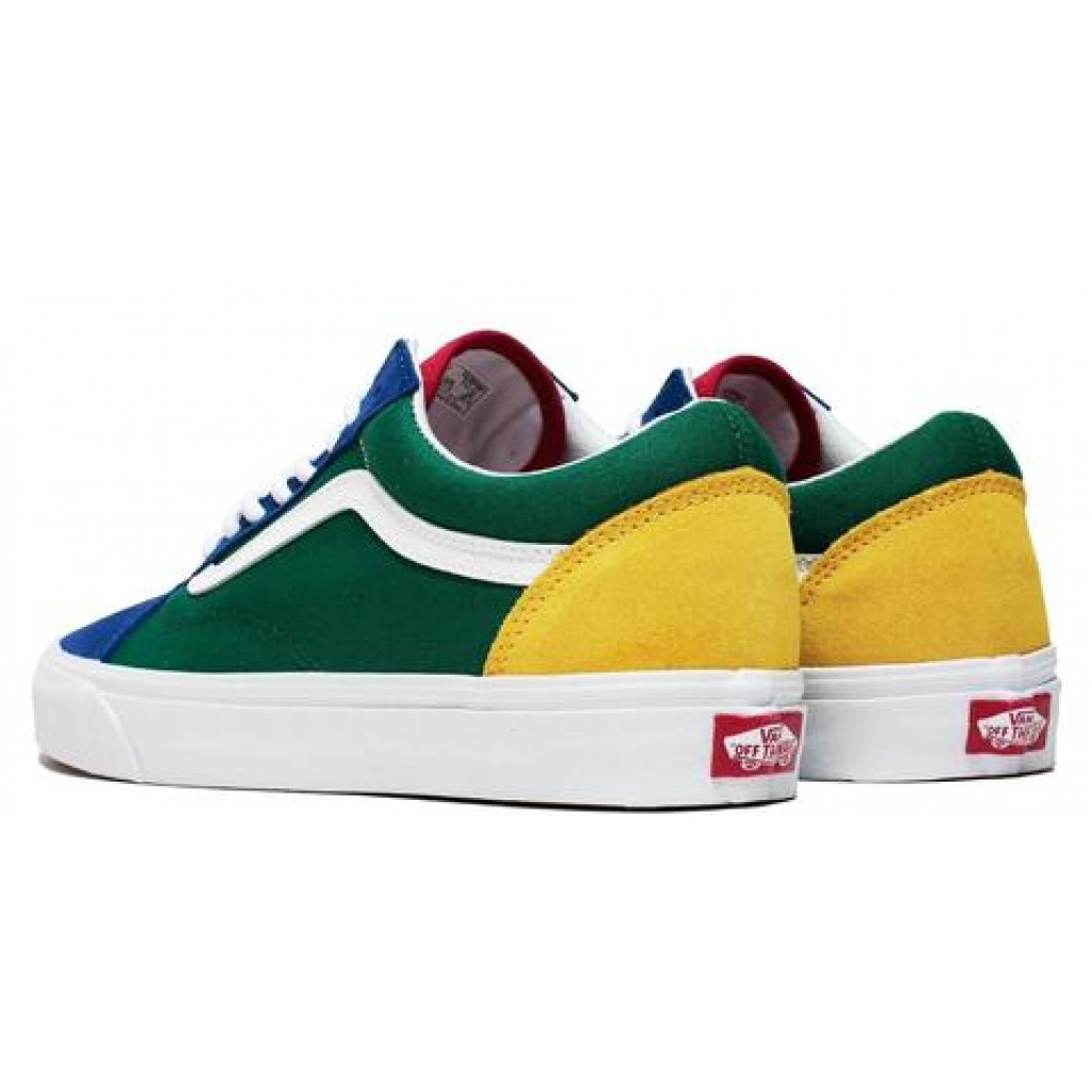 Vans Old Skool Yacht Club By Youbetterfly
