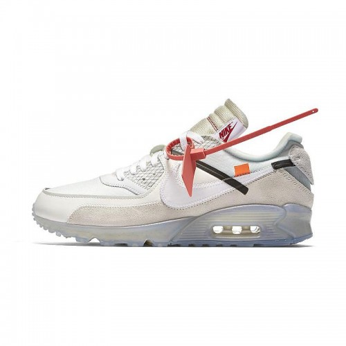 Nike Air Max 90 X OFF White by Youbetterfly