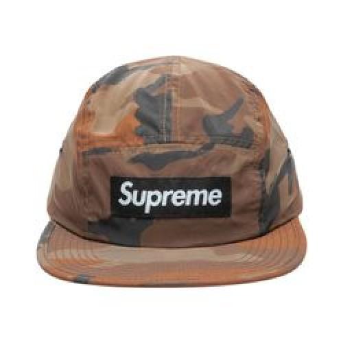 Supreme Box Logo Camo Cap Reflective