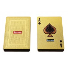 Supreme Gold Card Deck