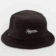 Supreme Polartec Bucket Hat