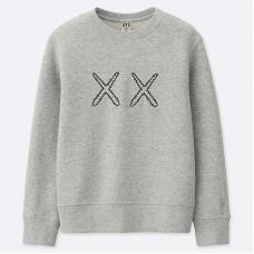 Uniqlo Kaws X Sesame Street Sweatshirt Grey