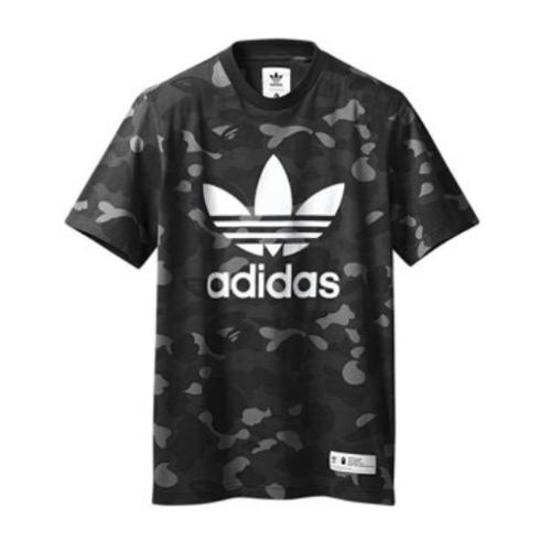 Adidas Bape Tee Black