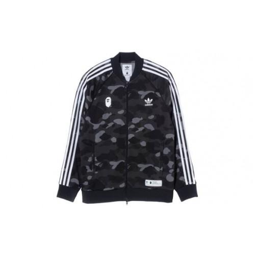 Adidas Bape Track Top Black