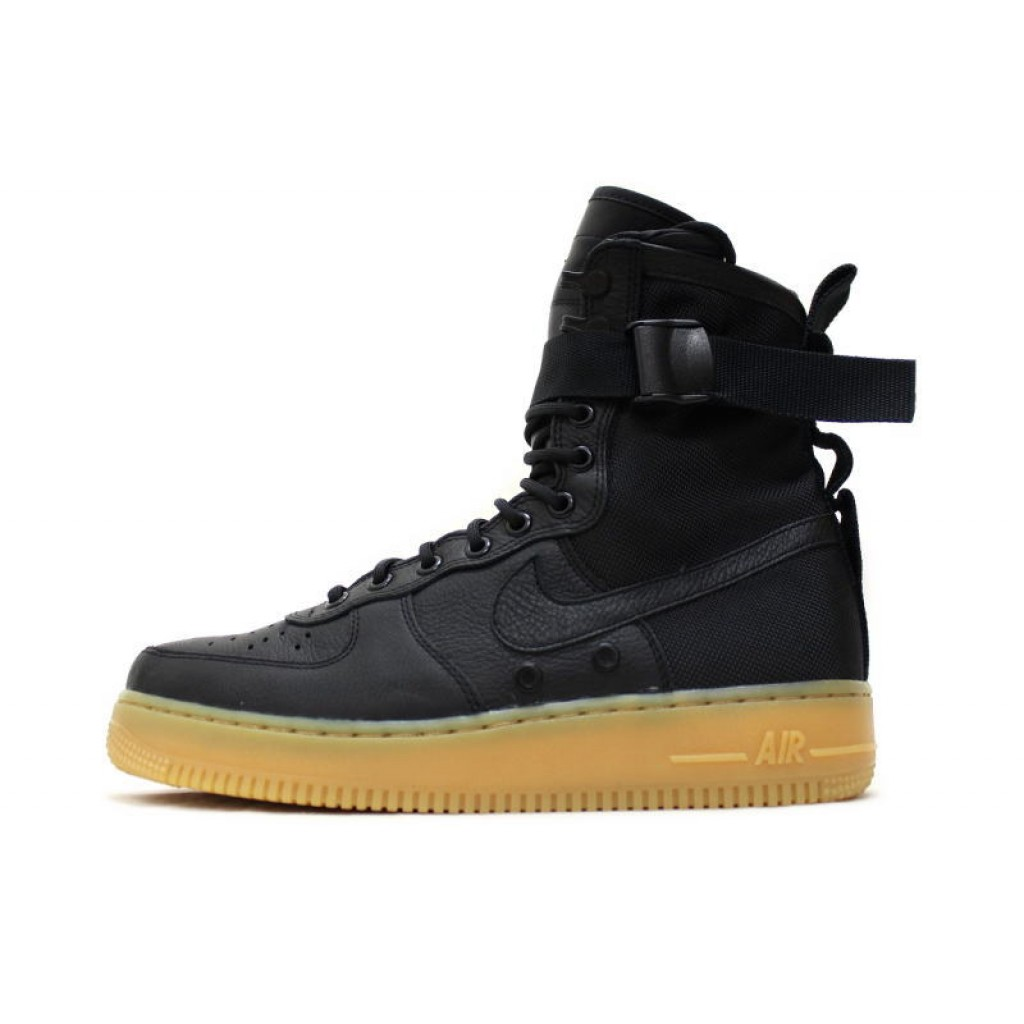 finest selection 1ebb3 5d9b8 Nike Air Force 1 High Special Field by Youbetterfly