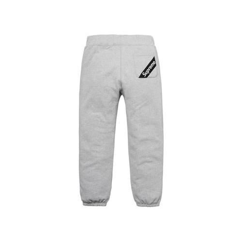 Supreme Corner Label Sweatpants