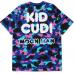 BAPE x Kid Cudi Camo Tee Multi