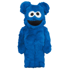 Medicom Toy's Cookie Monster BE@RBRICK 400%