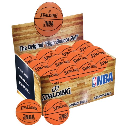 Spalding official high-bounce ball