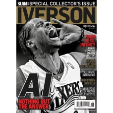 Slam Magazine ALLEN IVERSON Special Collector's Issue