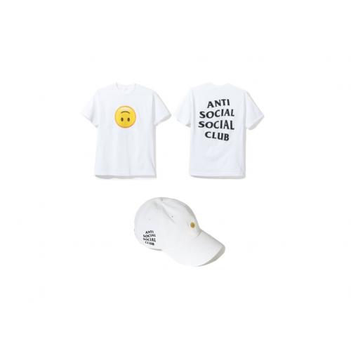 ASSC HMU Black Logo Smile T & Cap