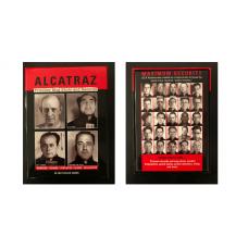 Alcatraz Prisoner Cards: Mug Shots and Records