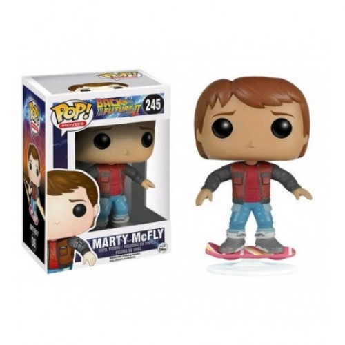 Funko POP Mcfly Back To The Future