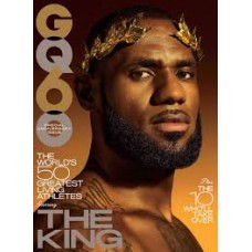 GQ magazine THE KING