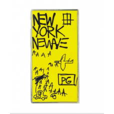 Jean-Michel-Basquiat NY Pin