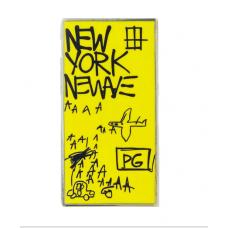 Jean-Michel-Basquiat NY Pin