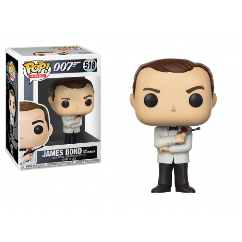 Funko Pop James Bond GOLDFINGER