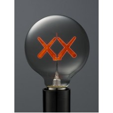 KAWS Signature Red Light Bulb - Standard Hotel