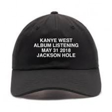 Ye album listening party hat - Wyoming