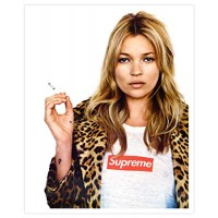 Supreme x Kate Moss Original Poster 2012