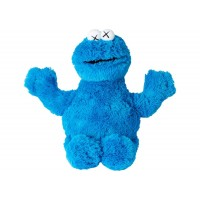 Kaws x Uniqlo Cookie Monster Plush