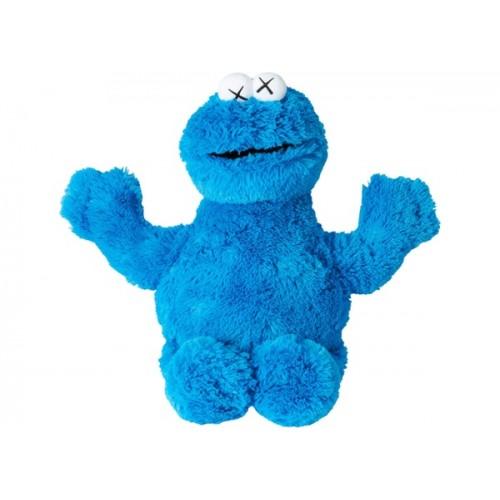 Kaws x Uniqlo Cookie Monster Plush