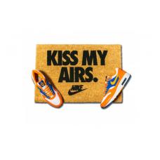 Kiss My Airs DoorMat