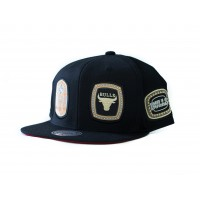 Mitchell & Ness Chicago Bulls Rings Hat