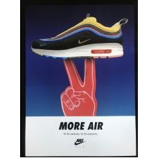 Nike More Air Poster