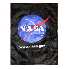 Authentic NASA Drawstring Bag