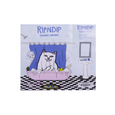 RIPNDIP Shower Curtain